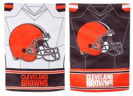 Cleveland Browns Double Sided Jersey Garden Flag