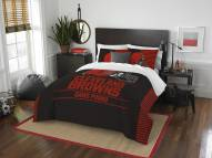 Cleveland Browns Draft Full/Queen Comforter Set