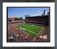 Cleveland Browns FirstEnergy Stadium 2014 Framed Photo