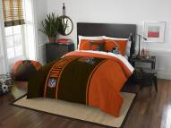 Cleveland Browns Full Comforter & Sham Set
