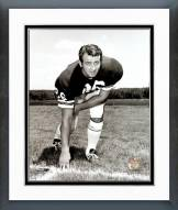 Cleveland Browns Gary Collins Posed Framed Photo