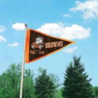 Cleveland Browns Giant Pennant Flag