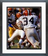 Cleveland Browns Greg Pruitt 1973 Action Framed Photo