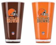 Cleveland Browns Home & Away Tumbler Set