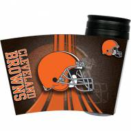 Cleveland Browns Insulated Travel Mug