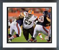Cleveland Browns Ishmaa'ily Kitchen 2014 Action Framed Photo