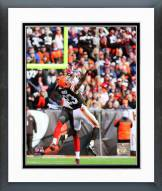Cleveland Browns Joe Haden 2014 Action Framed Photo