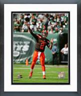 Cleveland Browns Johnny Manziel 2015 Action Framed Photo
