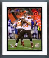 Cleveland Browns Josh McCown 2015 Action Framed Photo