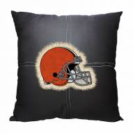 Cleveland Browns Letterman Pillow