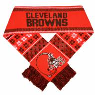 Cleveland Browns Lodge Scarf