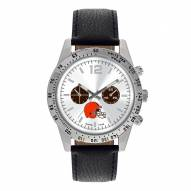 Cleveland Browns Men's Letterman Watch