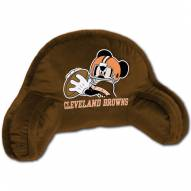 Cleveland Browns Mickey Mouse Bed Rest Pillow