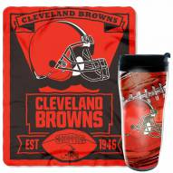 Cleveland Browns Mug & Snug Gift Set