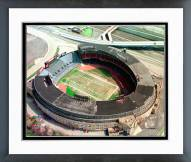 Cleveland Browns Municipal Stadium, 1994 Framed Photo