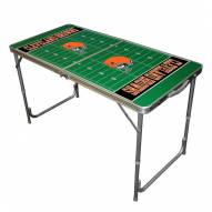 Cleveland Browns NFL Outdoor Folding Table