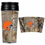 Cleveland Browns NFL RealTree Camo Coffee Mug Tumbler
