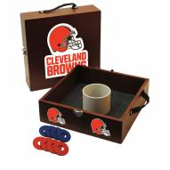 Cleveland Browns NFL Washers Game