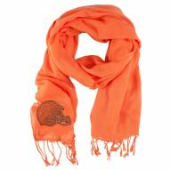 Cleveland Browns Orange Pashi Fan Scarf