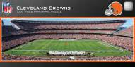 Cleveland Browns Panoramic Stadium Puzzle