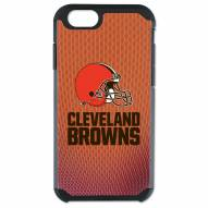 Cleveland Browns Pebble Grain iPhone 6/6s Case