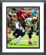 Cleveland Browns Pierre Desir 2015 Action Framed Photo