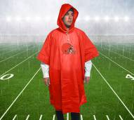 Cleveland Browns Rain Poncho
