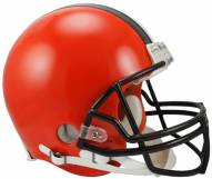 Cleveland Browns Riddell VSR4 Authentic Full Size Football Helmet