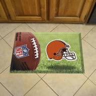 Cleveland Browns Scraper Door Mat