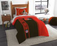 Cleveland Browns Soft & Cozy Twin Bed in a Bag
