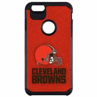 Cleveland Browns Team Color Pebble Grain iPhone 6/6s Plus Case