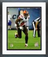 Cleveland Browns Terrelle Pryor 2015 Action Framed Photo