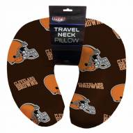 Cleveland Browns Travel Neck Pillow