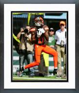Cleveland Browns Travis Benjamin 2015 Action Framed Photo