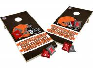 Cleveland Browns XL Shields Cornhole Game
