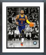 Cleveland Cavaliers Kyrie Irving 2014-15 Spotlight Action Framed Photo