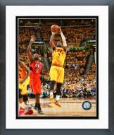 Cleveland Cavaliers Kyrie Irving 2015 Eastern Conference Finals Framed Photo