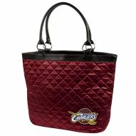 Cleveland Cavaliers Quilted Tote Bag