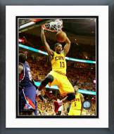 Cleveland Cavaliers Tristan Thompson 2014-15 Playoff Action Framed Photo