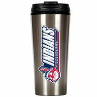 Cleveland Indians 16 oz. Stainless Steel Travel Tumbler