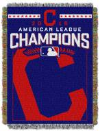 Cleveland Indians 2016 American League Champions Blanket