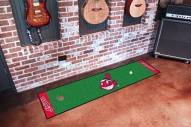 Cleveland Indians Golf Putting Green Mat