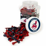 Cleveland Indians 175 Golf Tee Jar