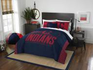 Cleveland Indians Grand Slam Full/Queen Comforter Set