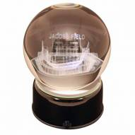 Cleveland Indians Jacobs Field Crystal Ball