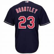 Cleveland Indians Michael Brantley Replica Navy Alternate Baseball Jersey