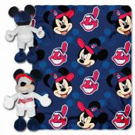 Cleveland Indians Mickey Mouse Hugger