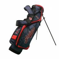 Cleveland Indians Nassau Stand Golf Bag