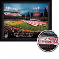 Cleveland Indians Personalized Framed Stadium Print