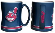 Cleveland Indians Sculpted Relief Coffee Mug